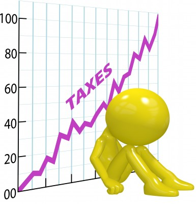 Income Tax Calculations-Taxes Grow Without Rain
