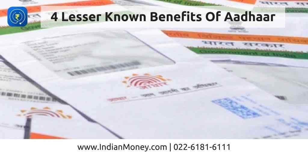 4 Lesser Known Benefits Of Aadhaar Card