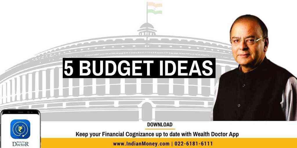 5 Budget Ideas