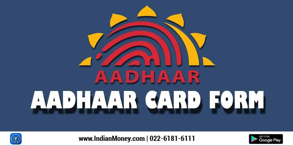 Aadhaar Card Form