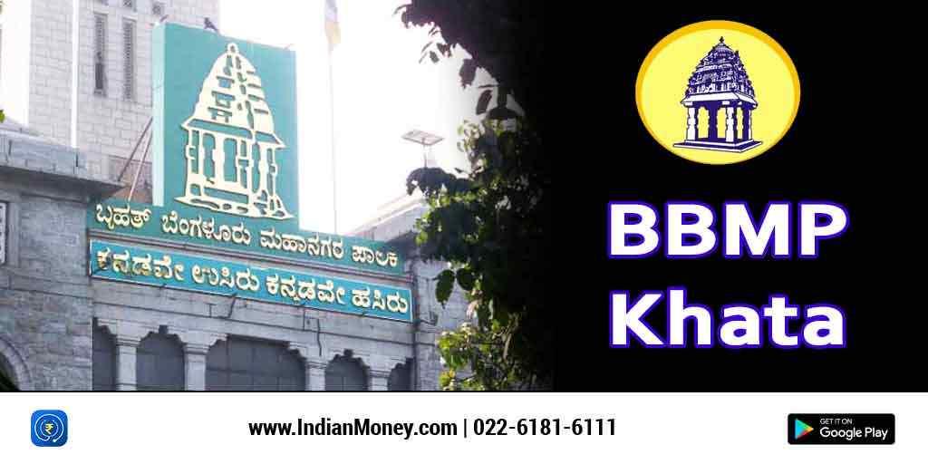 Indianmoney Bbmp Khata