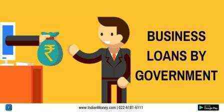 Business Loans by Government