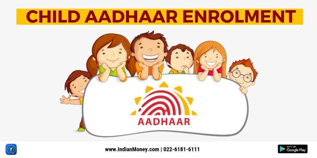 Child Aadhaar Enrolment