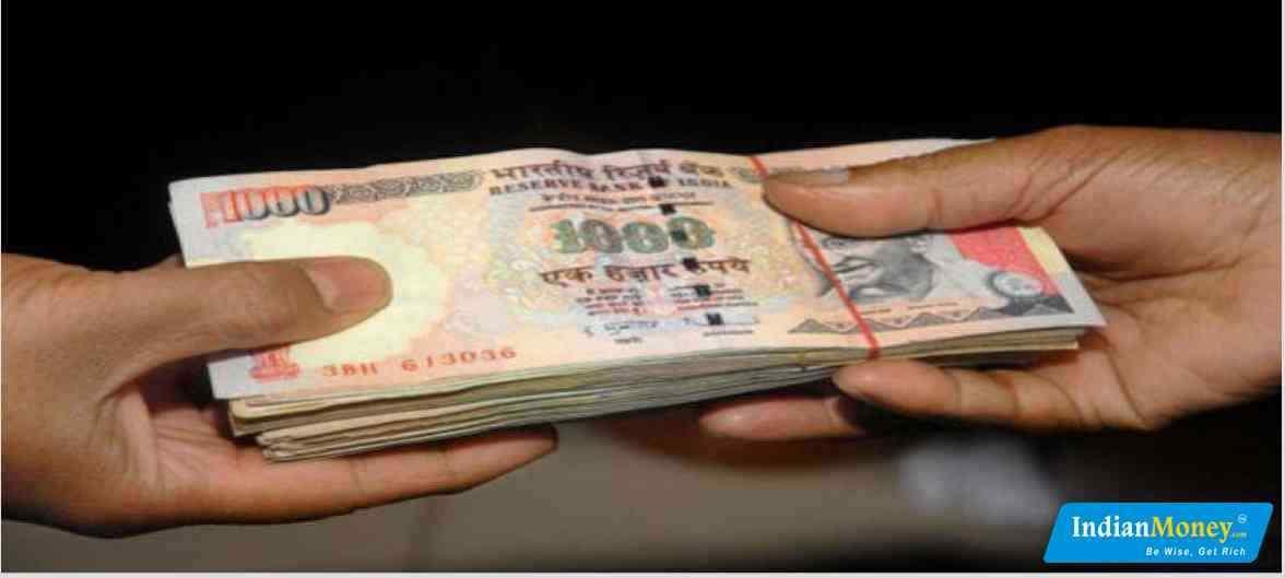 Deposit Friends Black Money In Your Bank Account?