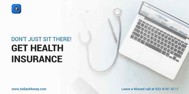 Don't Just Sit There! Get Health Insurance