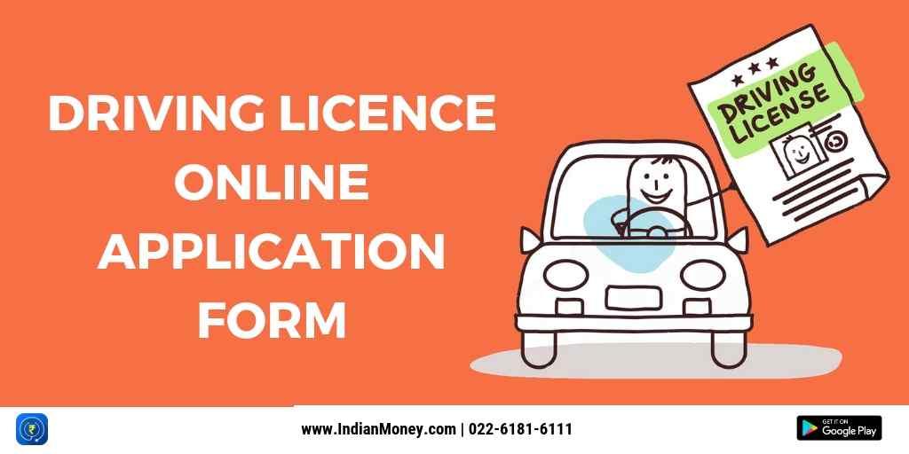 print driver license online india