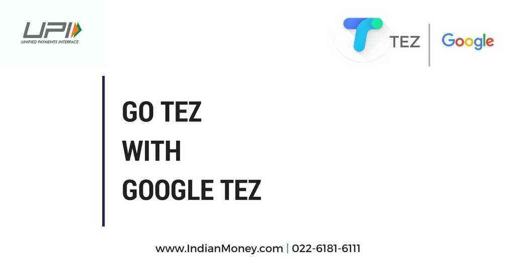 Go Tez With Google Tez