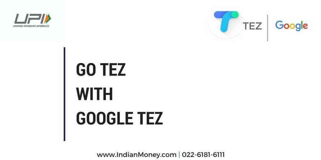 Go Tez With Google Tez