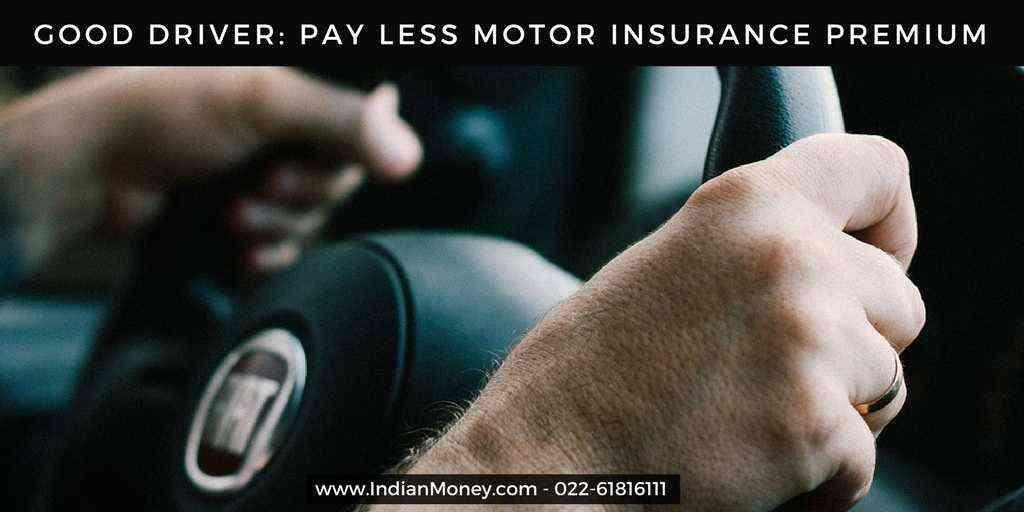 Good Driver: Pay Less Motor Insurance Premium