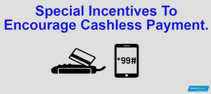 Government Announces Measures To Promote Cashless Payments