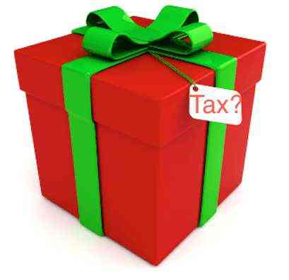 How are gifts taxed in India?