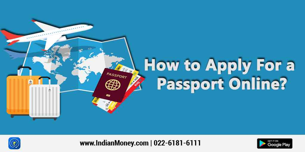 How to Apply For a Passport Online?