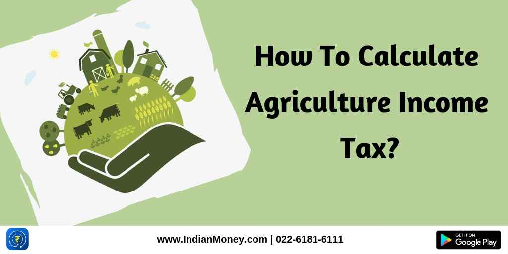 How To Calculate Agriculture Income Tax?
