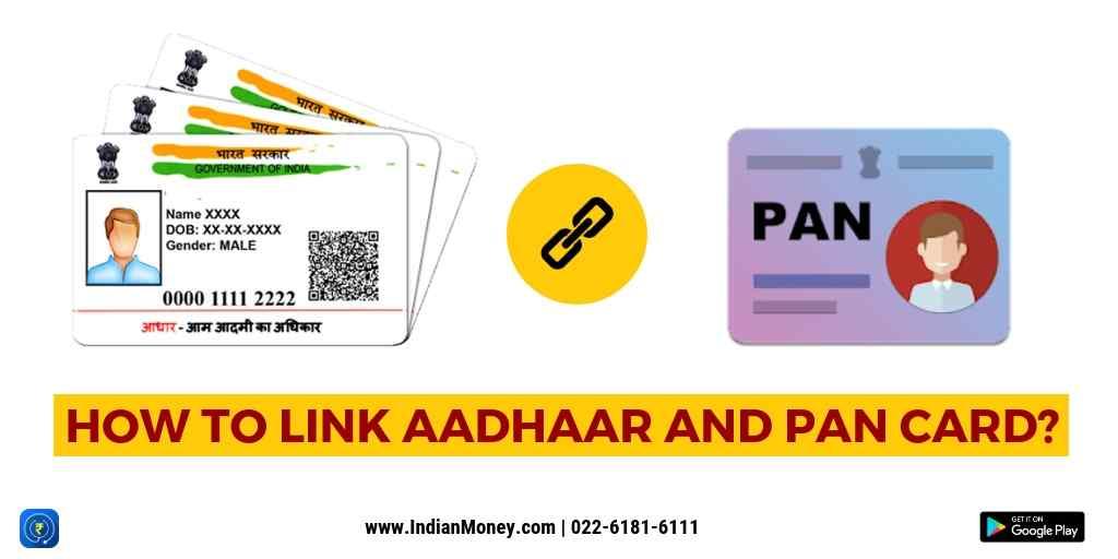 How To Link Aadhaar and PAN Card?