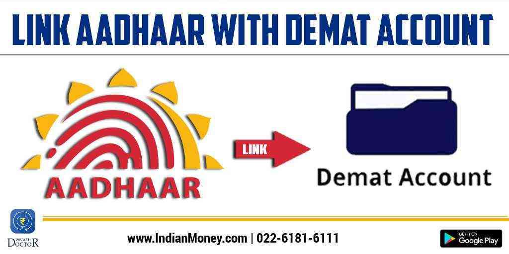 How To Link Aadhaar With Demat Account?