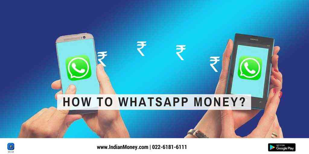 How To WhatsApp Money?