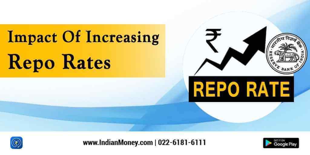 Impact Of Increasing Repo Rates