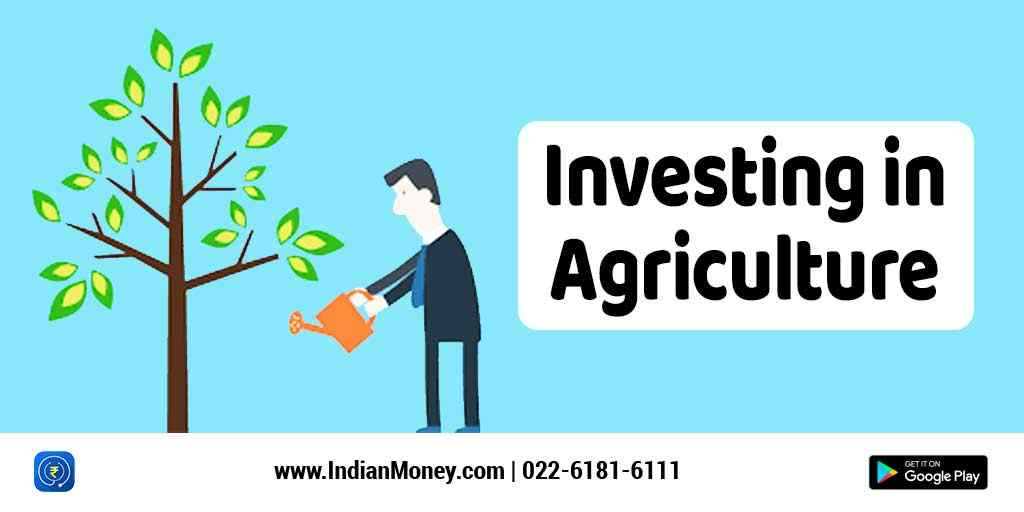 Investing in Agriculture - 1