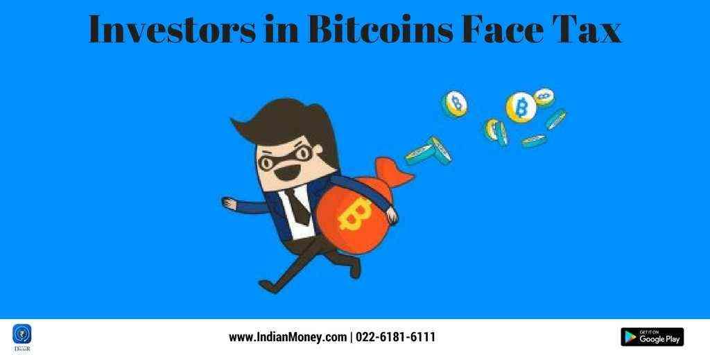Investors in Bitcoins Face Tax Scare