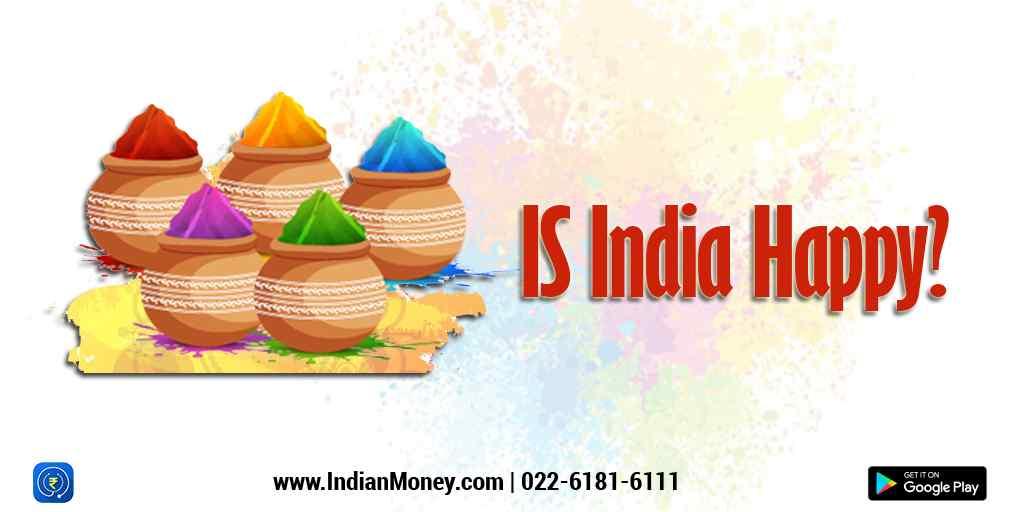 Is India Happy?