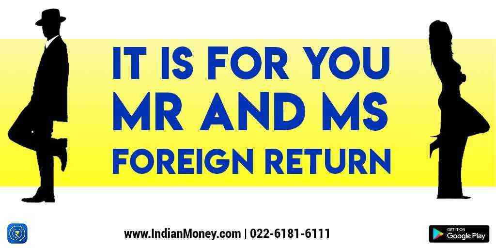 Mr/Ms Foreign Return