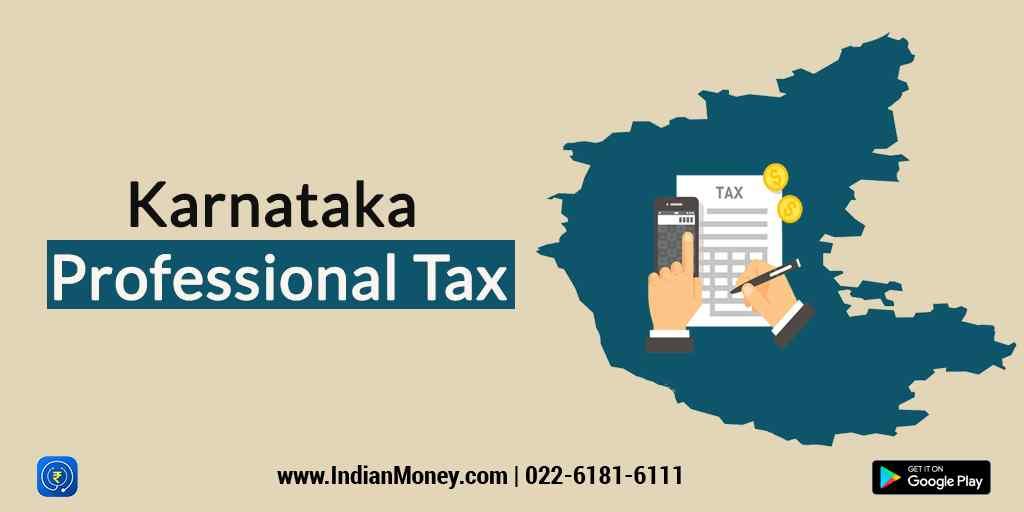 Karnataka Professional Tax