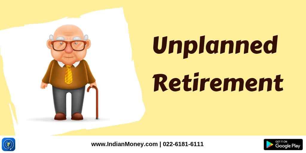 MONEY TRAP - 16 : Unplanned Retirement