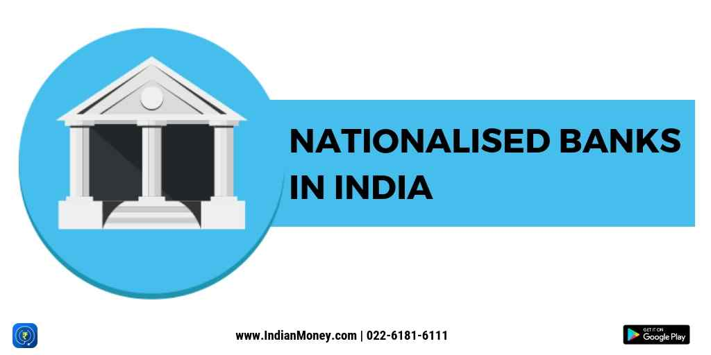 Nationalized Banks In India