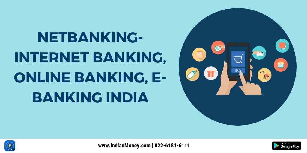 Net Banking - Internet Banking | Online Banking