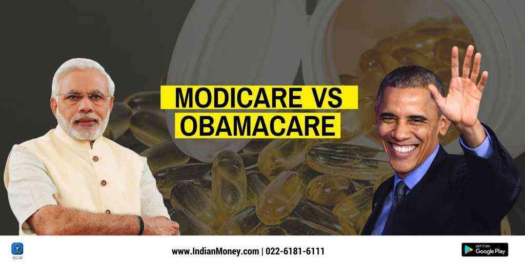 Obamacare vs Modicare