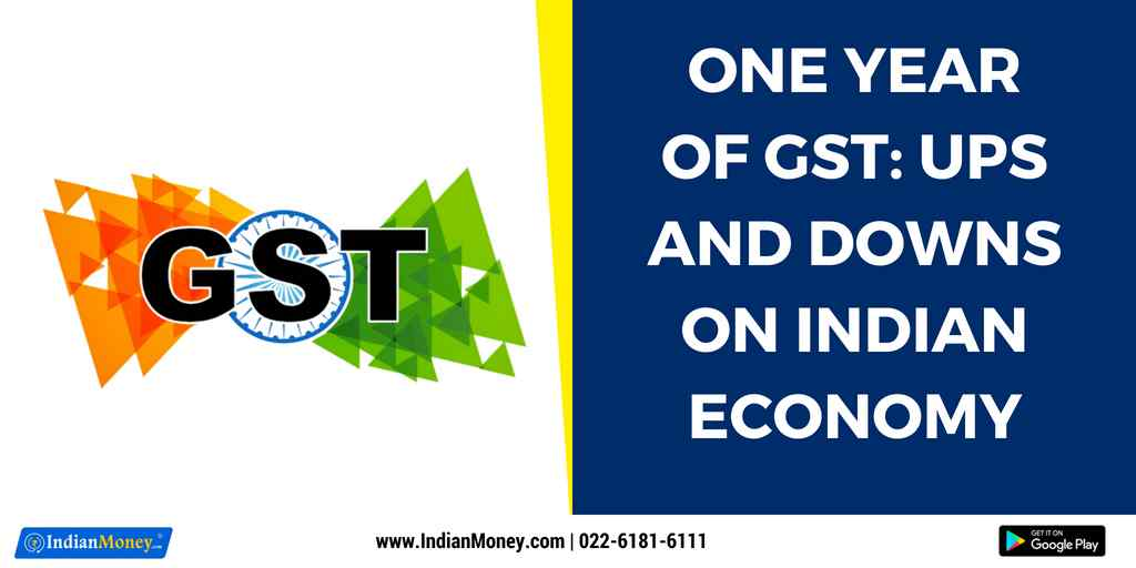 One Year Of GST: Advantages and Disadvantages of GST