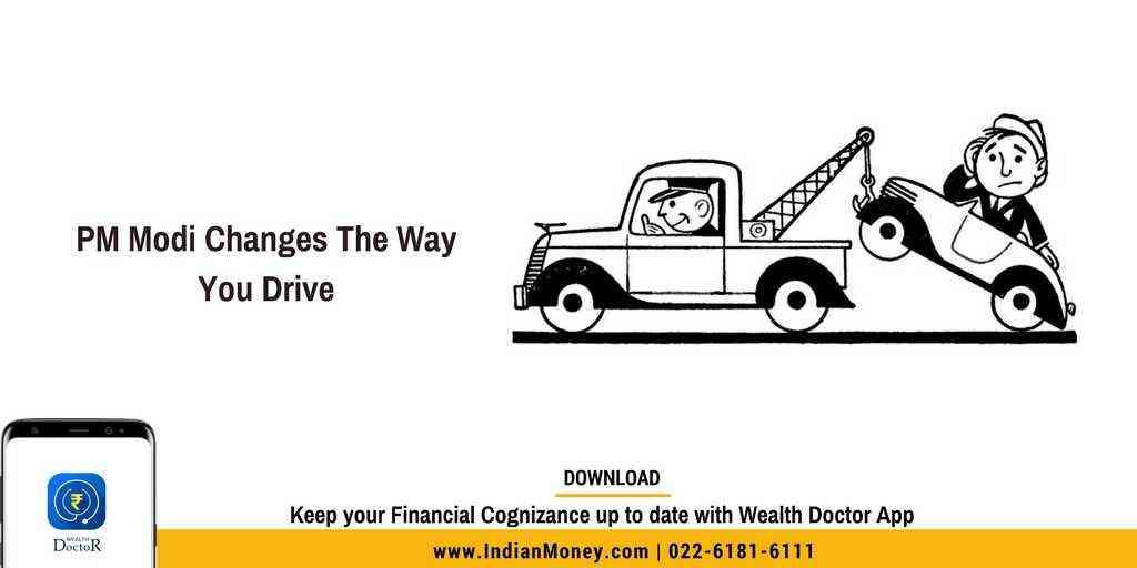 PM Modi Changes The Way You Drive