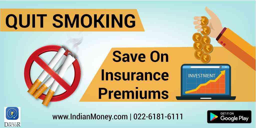 Quit Smoking: Save On Insurance Premiums