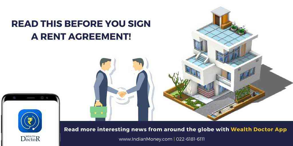 Read This Before You Sign A Rent Agreement