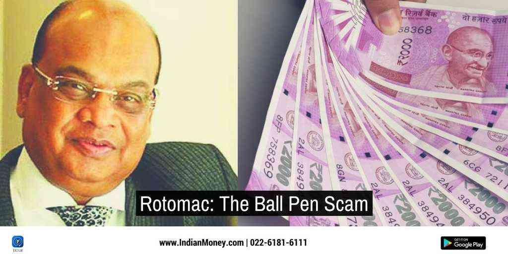 Rotomac: The Ball Pen Scam