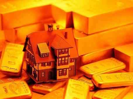 Should We Go In For Real Estate Or Gold-Rome Was Not Built In A Day - IndianMoney.com