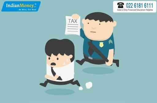 Strict Action If Your Income Tax Returns Are Drastically Changed