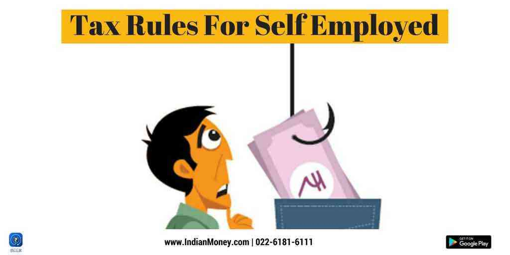 Tax Rules For Self-Employed