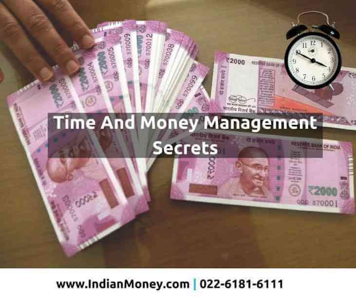 Time And Money Management Secrets