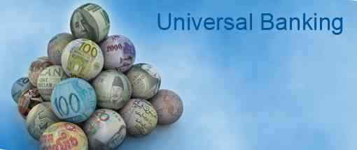 Universal Banking in India