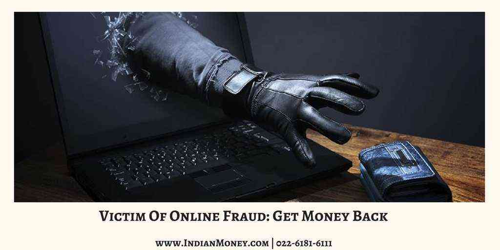 How to get money back from frauds