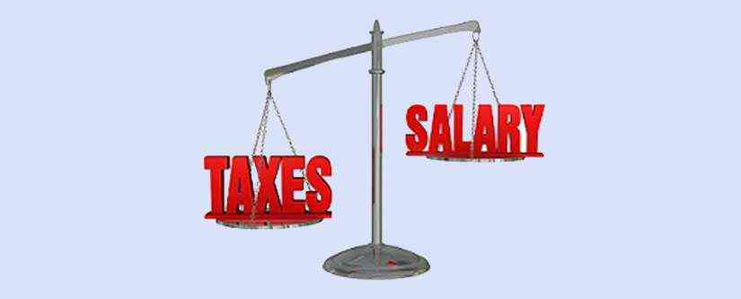 What is income from one's salary?