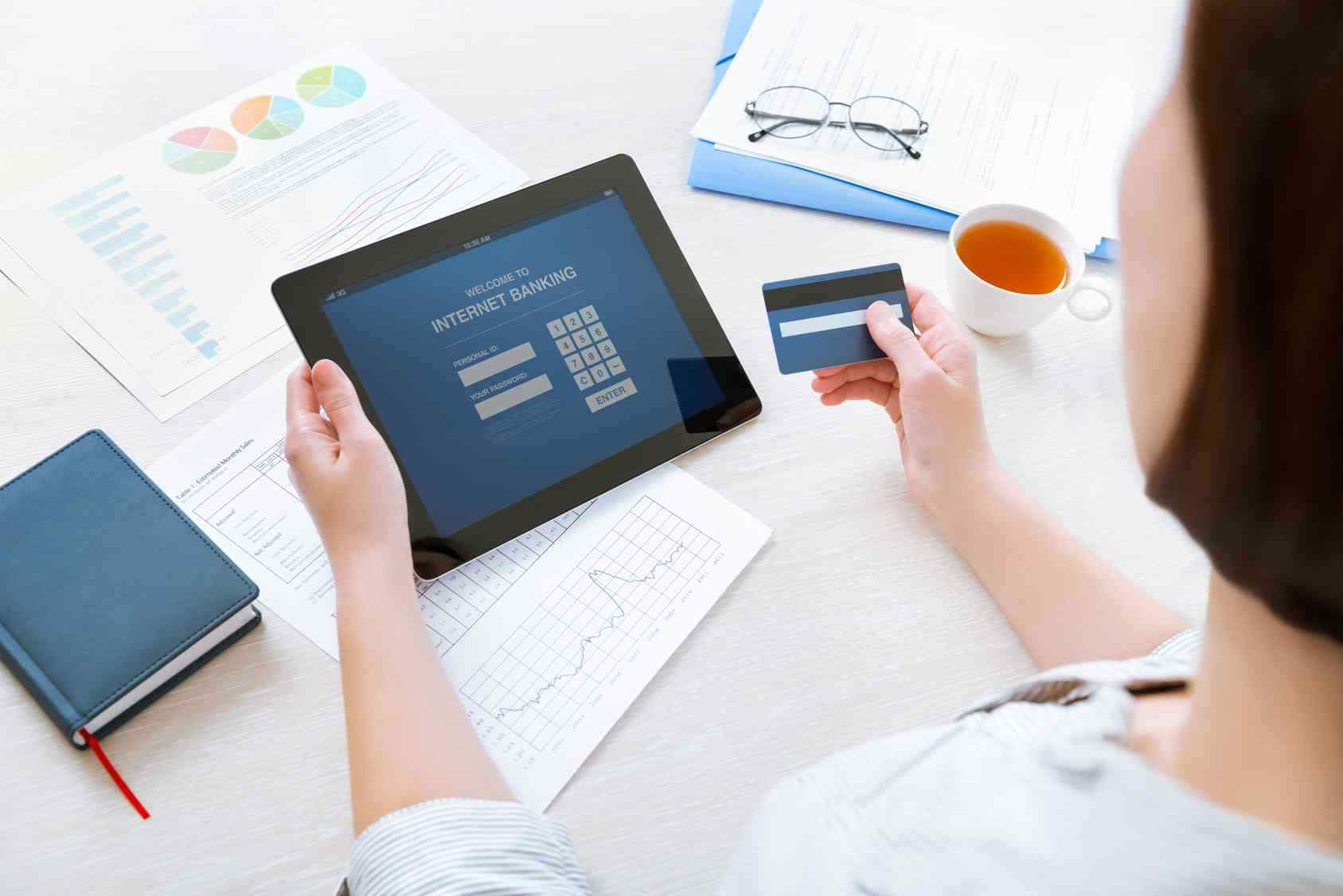 What is Internet Banking?