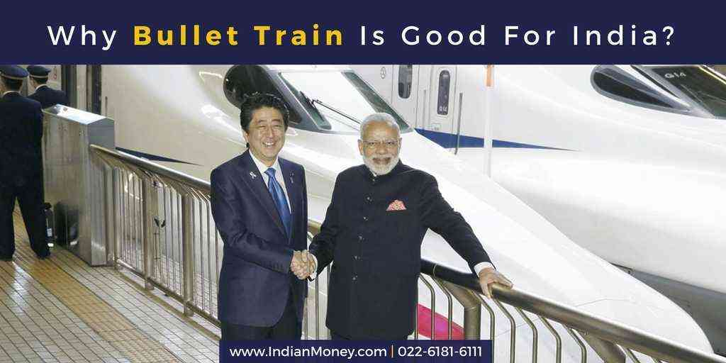 Why Bullet Train Is Good For India?