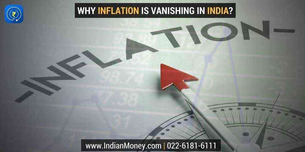 Why Is Inflation Vanishing In India?