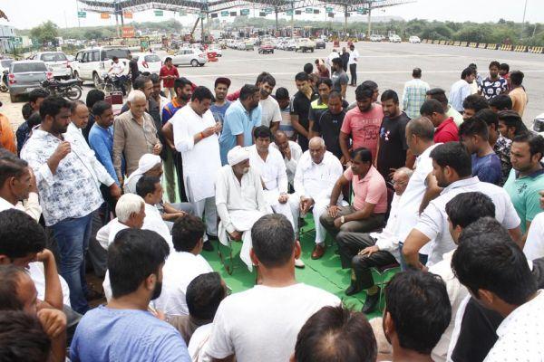 40 caste panchayat members booked for harassing Jaisalmer Dalit man