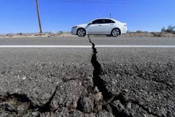 7 1 magnitude earthquake strikes Southern California