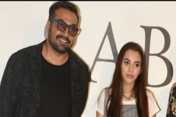 Aaliyah to Anurag Kashyap: Happy Birthday Papa, love you so much