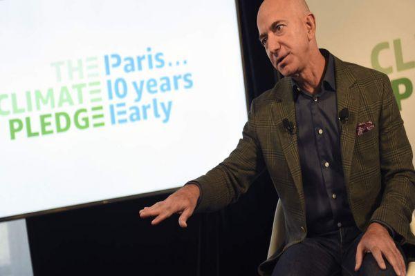 Amazon unveils climate plan, aims to advance Paris goals