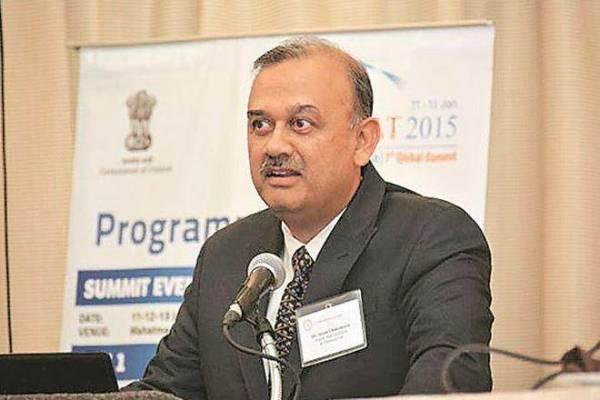Atanu Chakraborty is new DEA secretary, replaces SC Garg